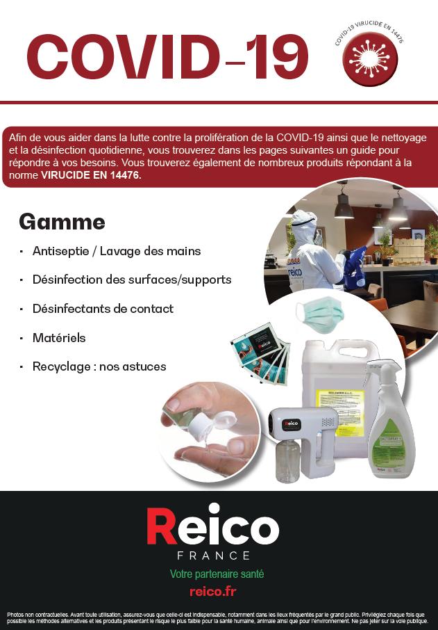 Actualité Reico Covid-19