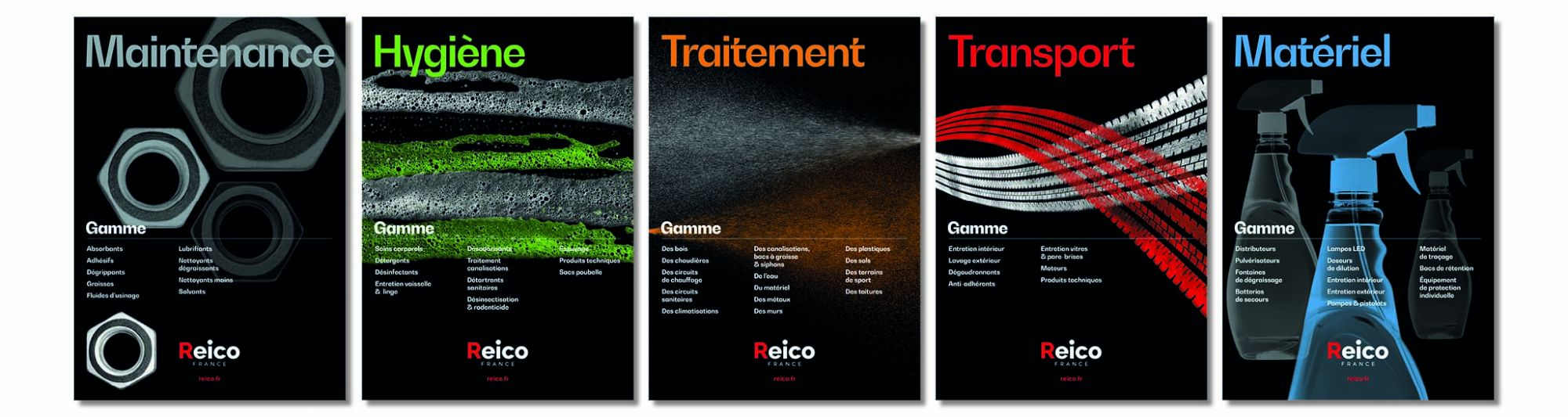 Catalogues Reico